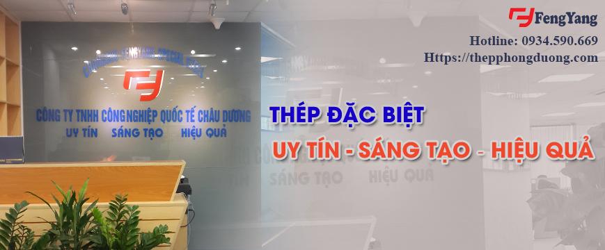 Văn phòng bán thép SKD61 tại Hà Nội