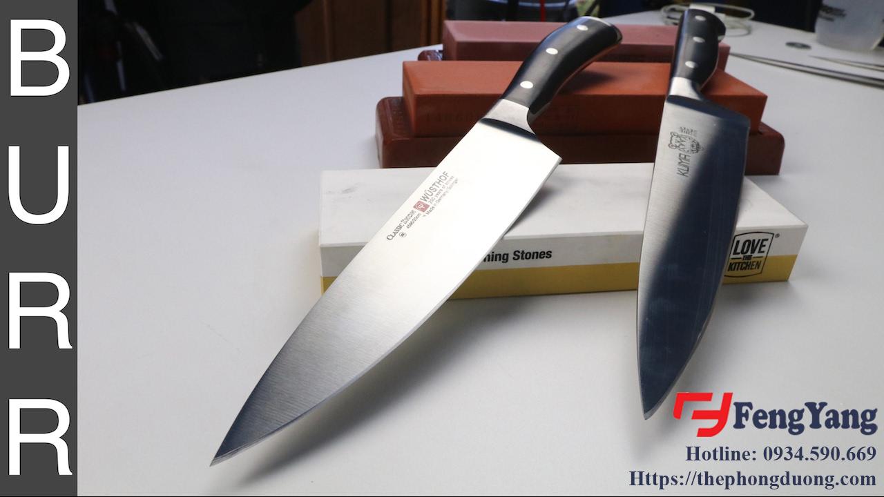 Thép làm dao