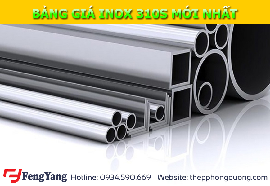 Bảng giá inox 310S