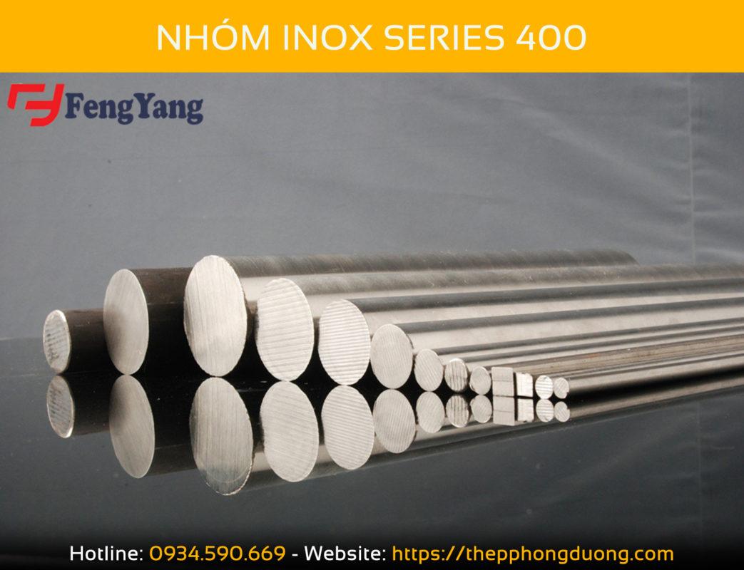 Inox series 400