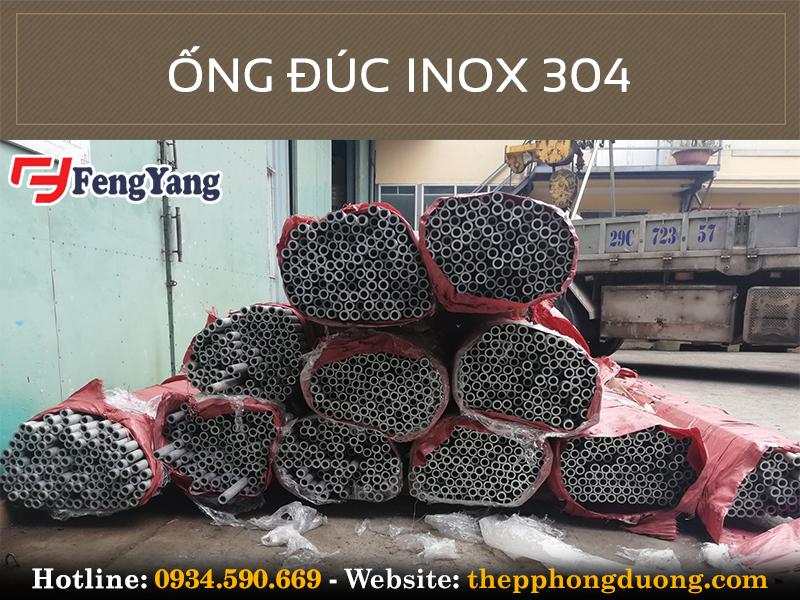 Ống đúc inox 304, SUS304