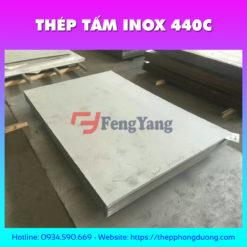 Tấm inox 440C