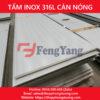 Tấm inox 316L