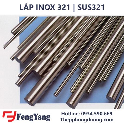 Láp inox 321