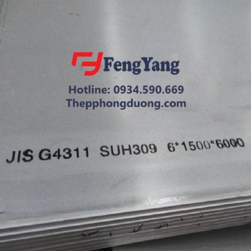 Tấm inox SUH309