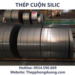 Thép cuộn Silic