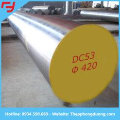 Thép DC53 làm khuôn dập nguội
