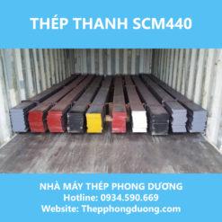 Thép thanh SCM440