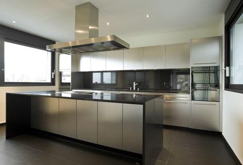 Inox 304 thường được ứng dụng sản xuất các vật dụng phòng bếp