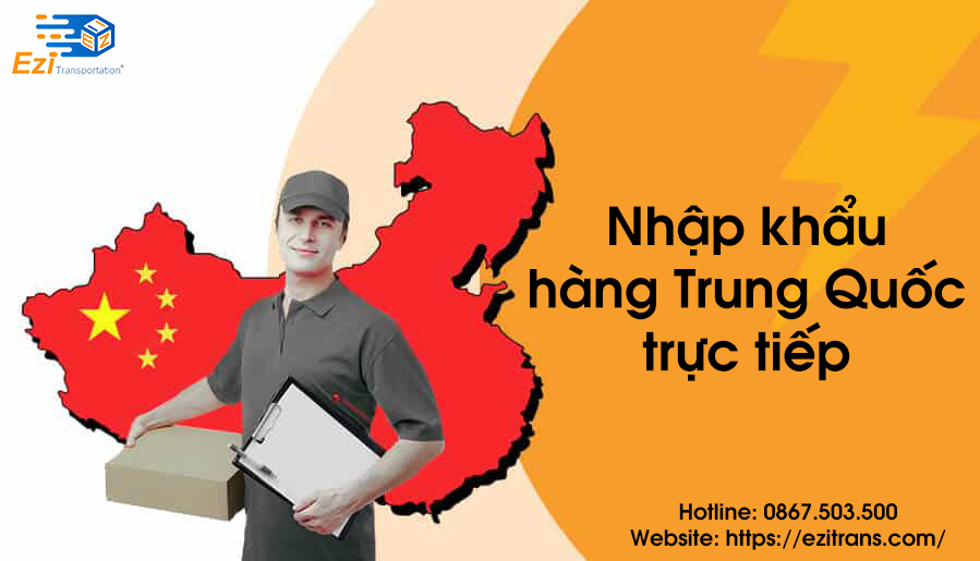 EziTrans là một trong những Công ty Vận chuyển hàng Trung Quốc uy tín nhất hiện nay